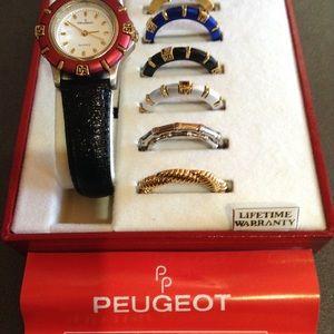 Peugeot Accessories - Peugeot watch set